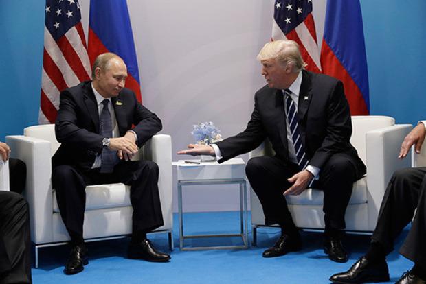 The New York Times: Між Трампом і Путіним сталась словесна перепалка