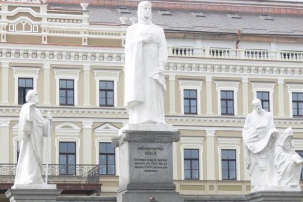 На в'їзді доКиєва планують встановити велетенську статую княгині Ользі - Кличко