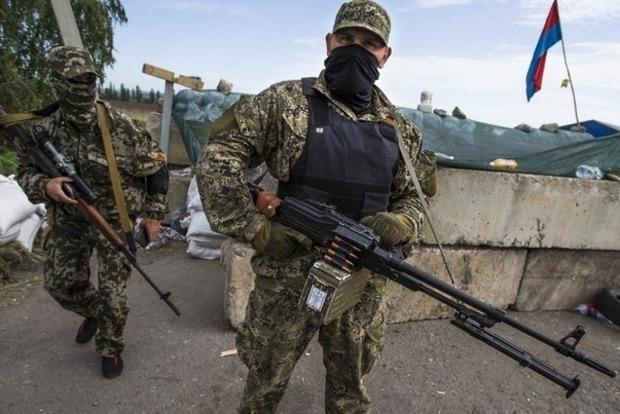 В районе АТО уничтожен взвод боевиков