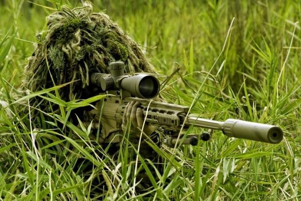 В Зайцево ранен снайпер сил АТО