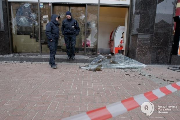 Погромы в Киеве: на допрос вызваны десять человек