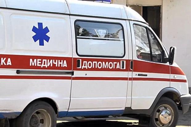 Студент медуниверситета в Ивано-Франковске выпал с 9 этажа
