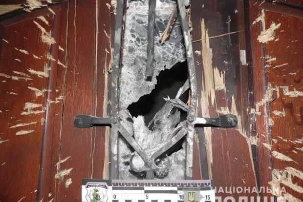 В Ровно подорвали дом директора рынка