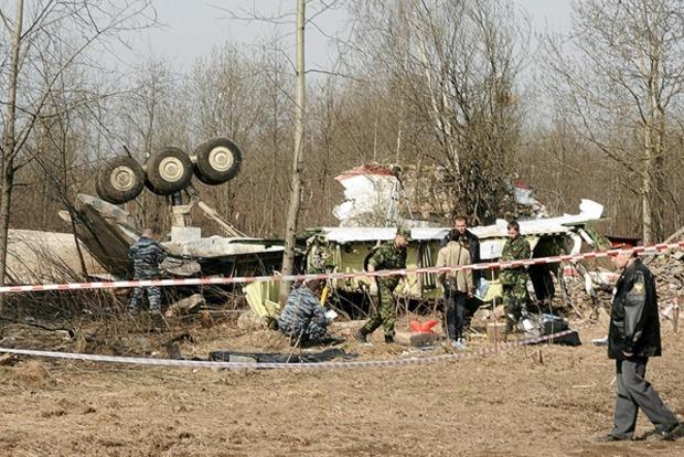 В Польше планируют эксгумировать тело Качиньского и других жертв Смоленской катастрофы