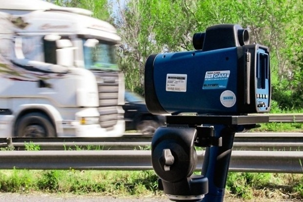 Список дорог в Украине, на которых появилась полиция с TruCam
