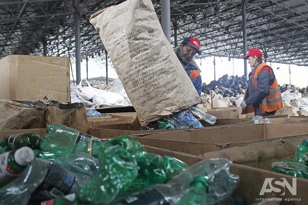 Министр: вгосударстве Украина практически неутилизируют отходы