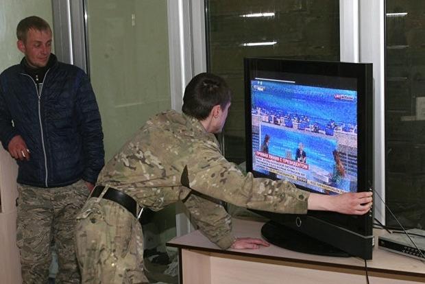 Рада начала упрощать получение разрешений на украинское вещание на территориях ОРДЛО