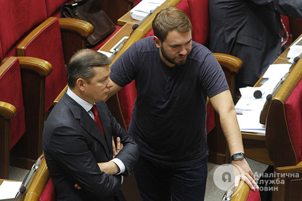 Лозовой считает намерение лишить его неприкосновенности расправой, а Дейдей – пиаром