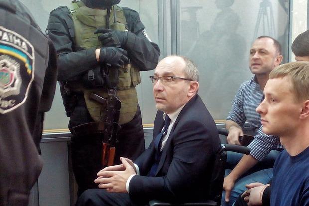 Суд по делу Кернеса перенесли на 24 октября