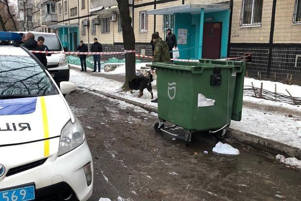 УДніпрі насмітнику знайшли валізу з тілом молодої жінки