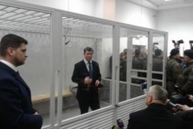 Насирова из зала суда перевезли в Лукьяновское СИЗО