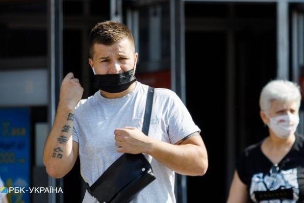 Чиновник поставив під сумнів прогноз ВООЗ в 9000 заражених на добу по Україні