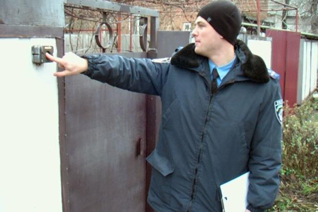 Донецкие правоохранители проверят каждый дом области