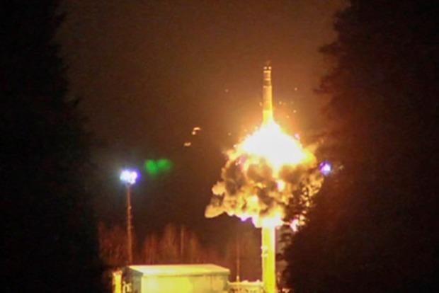 Российские военные запустили четыре баллистические ракеты