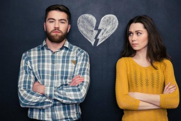 13 ознак того, що ваш майбутній шлюб закінчиться розлученням