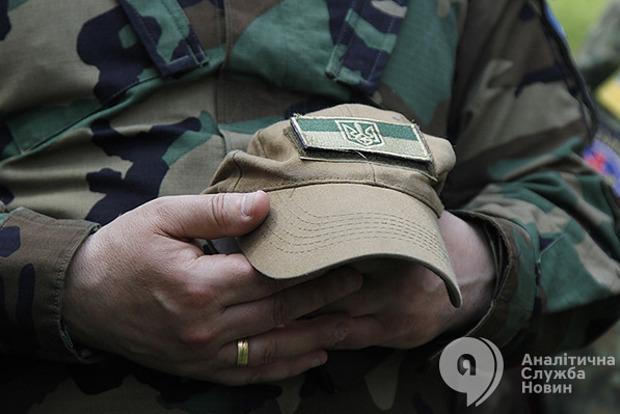Військовий застрелився напосту вЖитомирській області