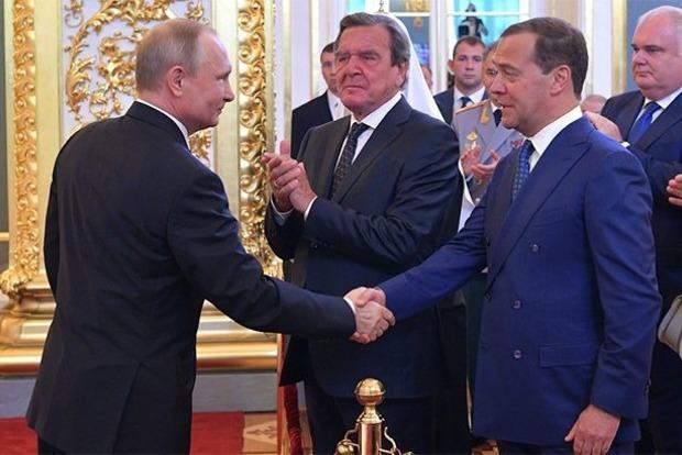 Стали известны имена заместителей Медведева вновом составе руководства РФ
