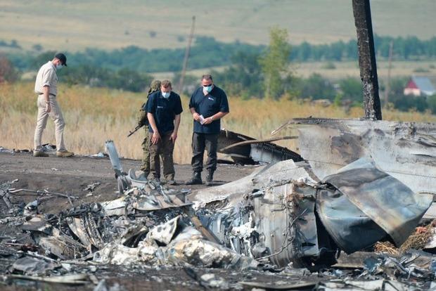 Катастрофа МН17: родственники жертв подали в суд на РФ