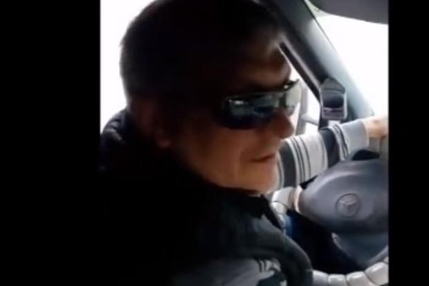 Фигней назвал свидетельство участника военных действий шофёр криворожской маршрутки