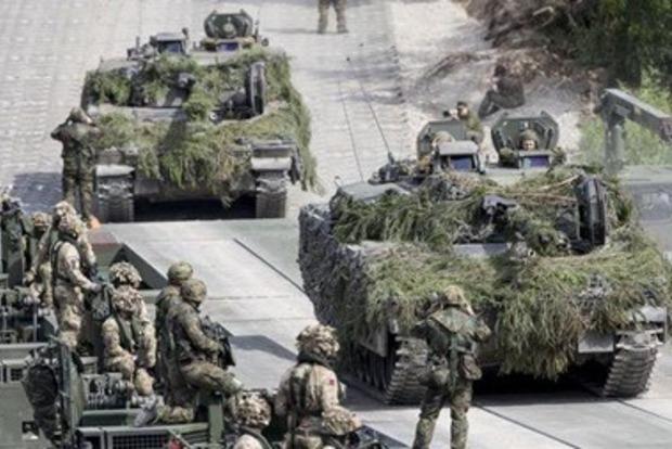 НАТО проведет крупнейшие за 27 лет учения на границе с Россией