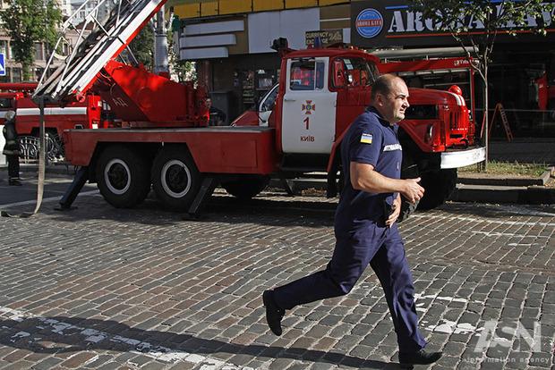 На Закарпатье сожгли кафе, принадлежащее семье депутата-браконьера