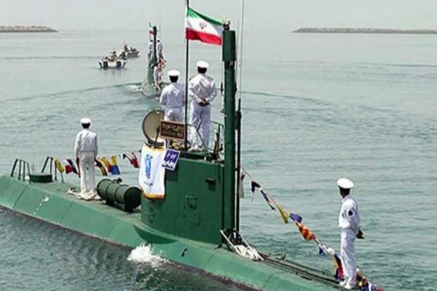 Иран провел неудачный пуск ракеты с подлодки в Ормузском проливе