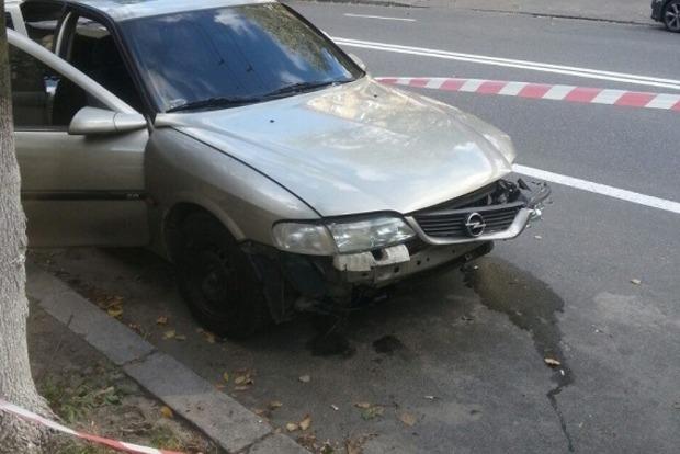Перестрелка евроблях: Полиция нашла Opel преступников