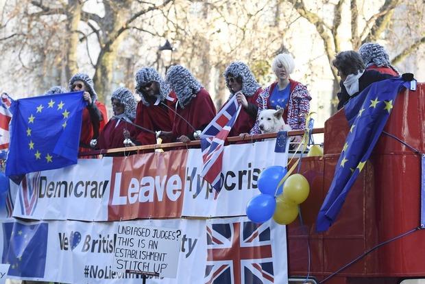 Верховный суд Великобритании обязал правительство получить согласие парламента на Brexit