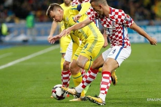 ФИФА оштрафовала Федерацию футбола Украины