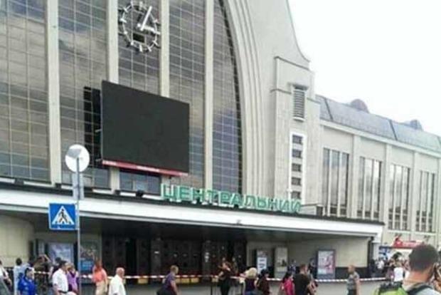 На ж/д вокзале Киева появился бесплатный Wi-Fi