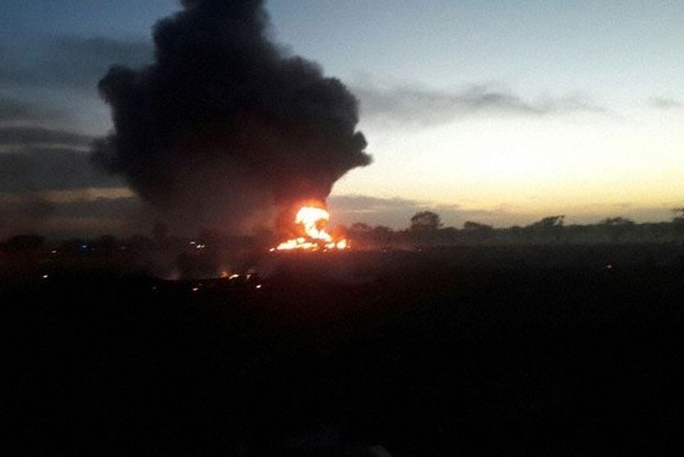 В Колумбии разбился грузовой самолет: пятеро погибших