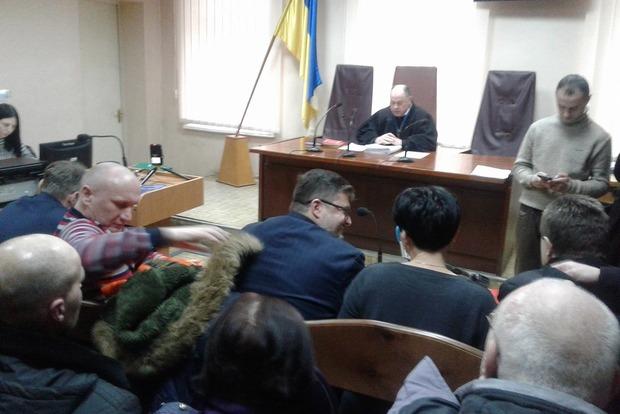 Потерпевший снова не явился в суд над хулиганом Коханивским