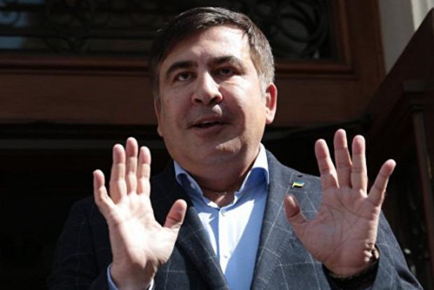 Мэр Днипра приравнял кортеж Саакашвили к передвижному цирку с обезьянками
