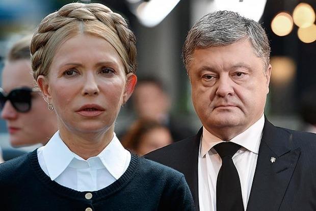 Юлія Тимошенко: в ЄС почалося антикорупційне розслідування проти Порошенка