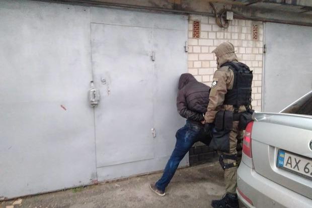 УКиєві затримали небезпечних розбійників зГрузії