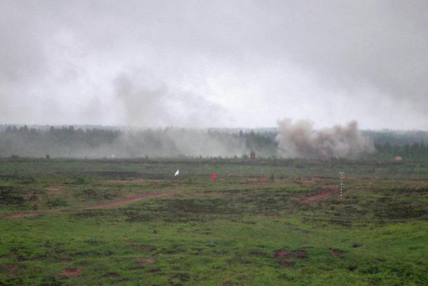 В Днипре умер военный, раненый на полигоне во время танковых учений