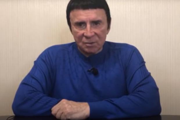 Выглядит как мумия. 80-летний Кашпировский вернулся на экраны и снова лечит гипнозом