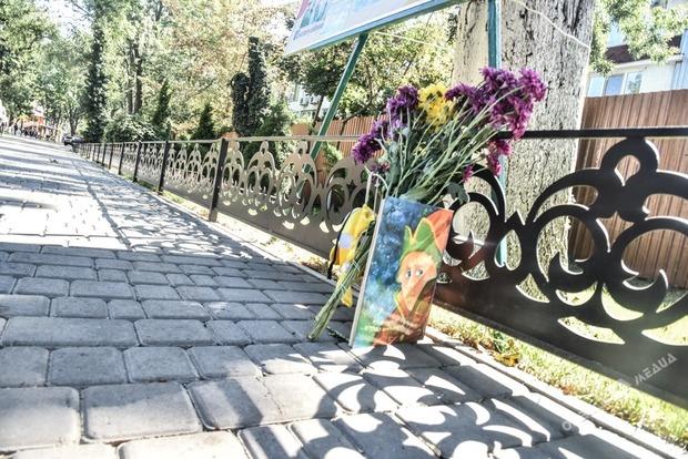 Пожар в лагере Одессы. Найдено тело третьей девочки