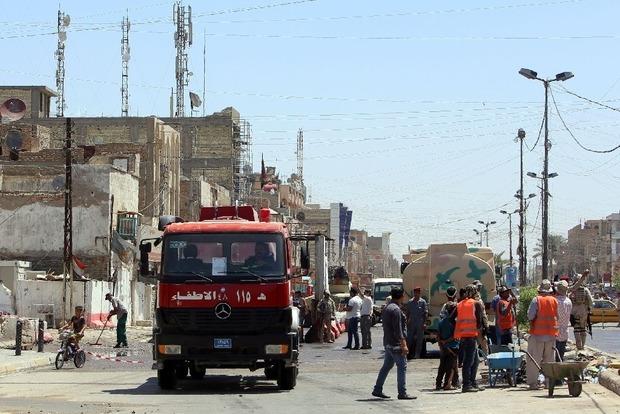 Двойной теракт в Багдаде: есть жертвы