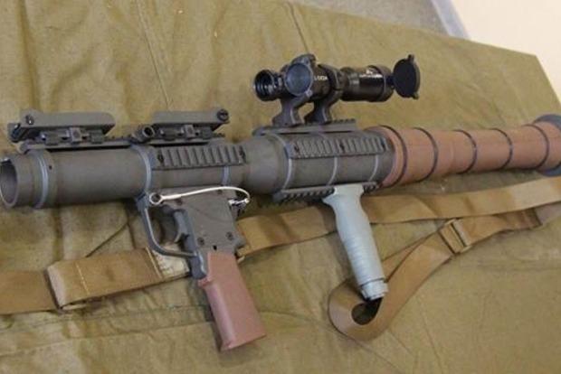 Нацгвардия пополнила вооружение американскими гранатометами
