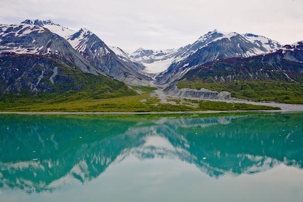 В Арктике зафиксированы рекордные температуры