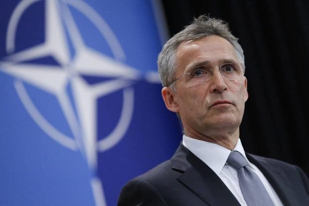 Столтенберг объявил , что коррупция препятствует  Украине иГрузии попасть всостав НАТО