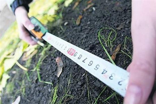 На Киевщине СБУ помешала отчуждению 1600 гектаров земли