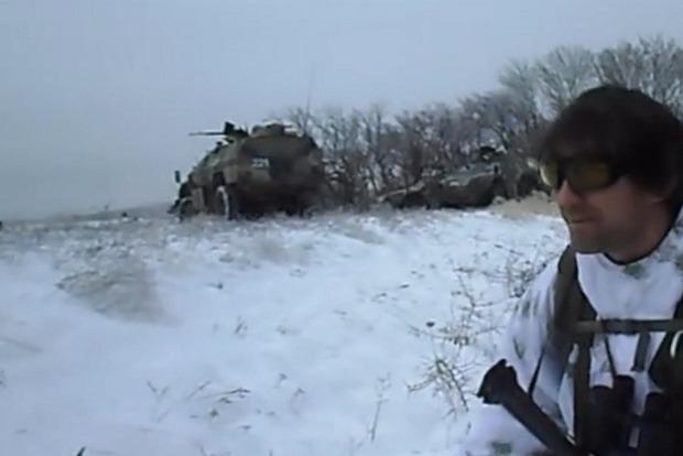 Новое видео доказывает участие ПГК Вагнера в битве за Дебальцево