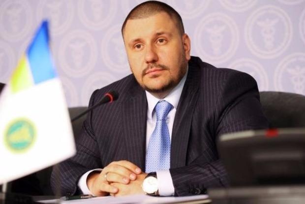 Військова прокуратура повідомила про підозру колишньому міністру доходів і зборів Клименку