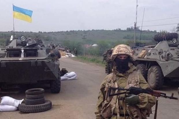 ВЛуганской области случился «бытовой спор» между военнослужащими ВСУ игражданскими лицами