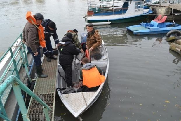 В Одесской области в реке Днестр продолжают поиски пропавшего без вести