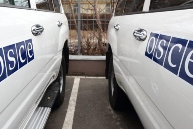 Боевики «ДНР» угрожали пулеметом наблюдателям ОБСЕ возле села в Донецкой области