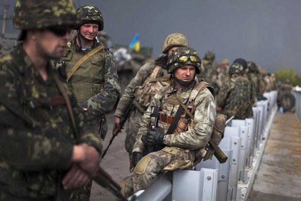 В Штабе АТО сообщают о более 250 раз обстрелах украинских позиций боевиками