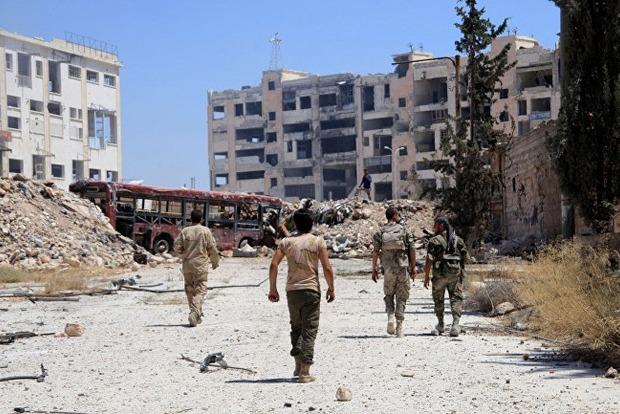 У Путина заявили о временном прекращении боевых действий в Алеппо